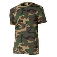 Maglietta Mimetica Militare