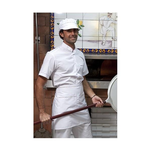 camicia da pizzaiolo tricolore e63c6398673a