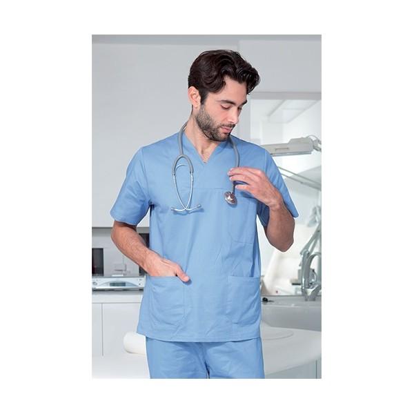 Casacca da chirurgia medicale uomo 32d952dd9d47