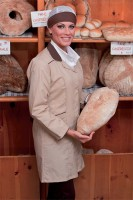 Camice donna panetteria e affini
