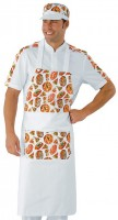 Pettorina da pizzaioli 087324
