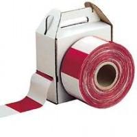 Nastro Sergnaletico bianco e rosso