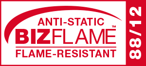 indumenti da lavoro antifiamma antistatici 88/12 bizflame