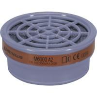 Kit 2 filtri M6000A2 per M6200