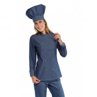 Giacca Lady Chef jeans